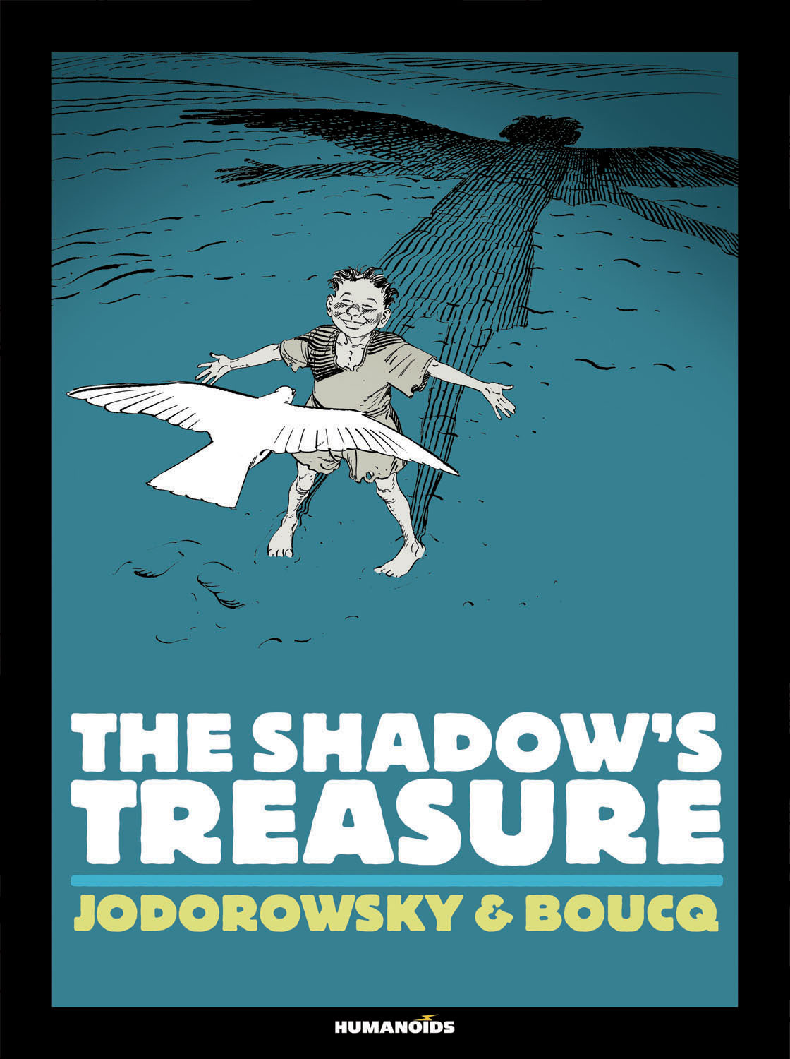 The Shadow's Treasure - Coffee Table Book