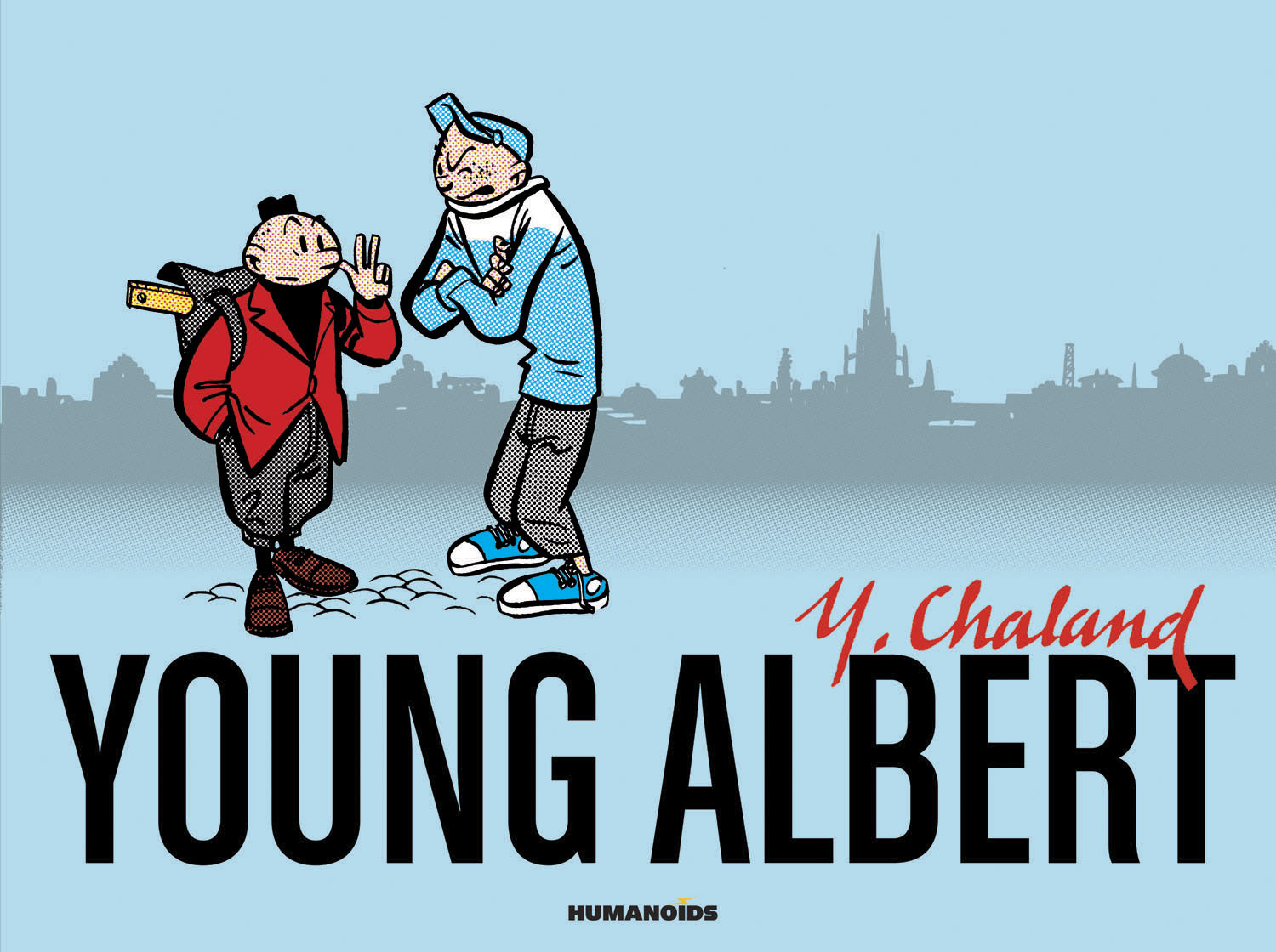 Young Albert - Coffee Table Book