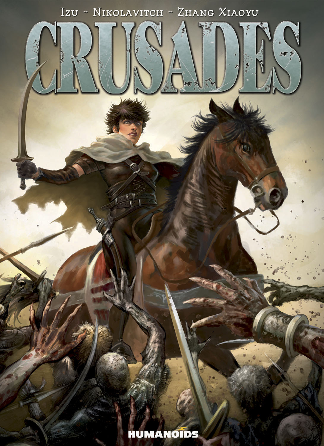 Crusades - Oversized Deluxe Edition