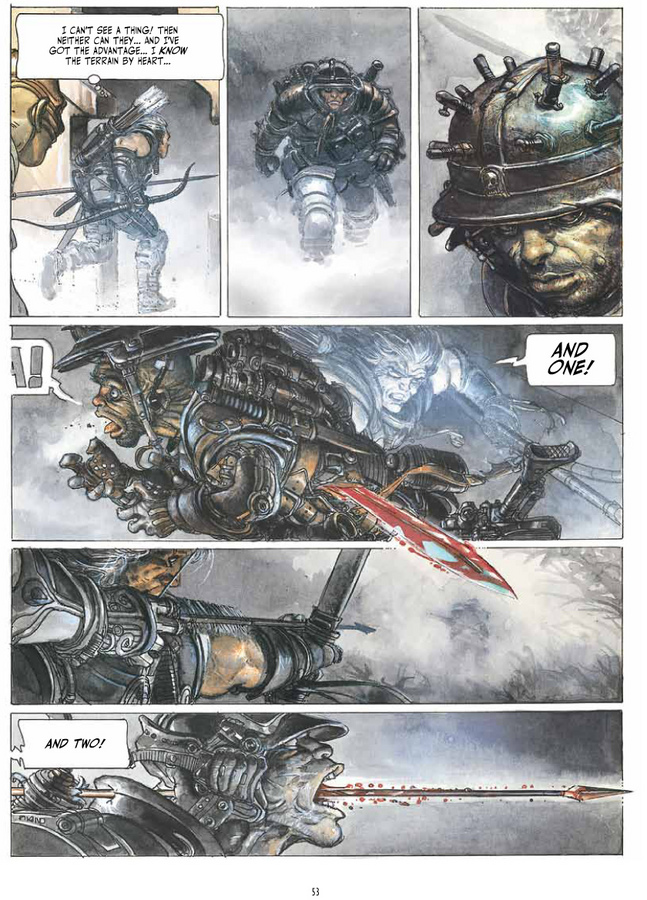 Excerpt 2 : The Metabarons - Hardcover Trade : Ultimate Collection