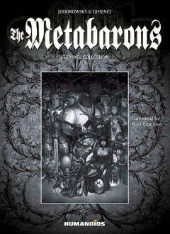 The Metabarons : Ultimate Collection - Hardcover Trade