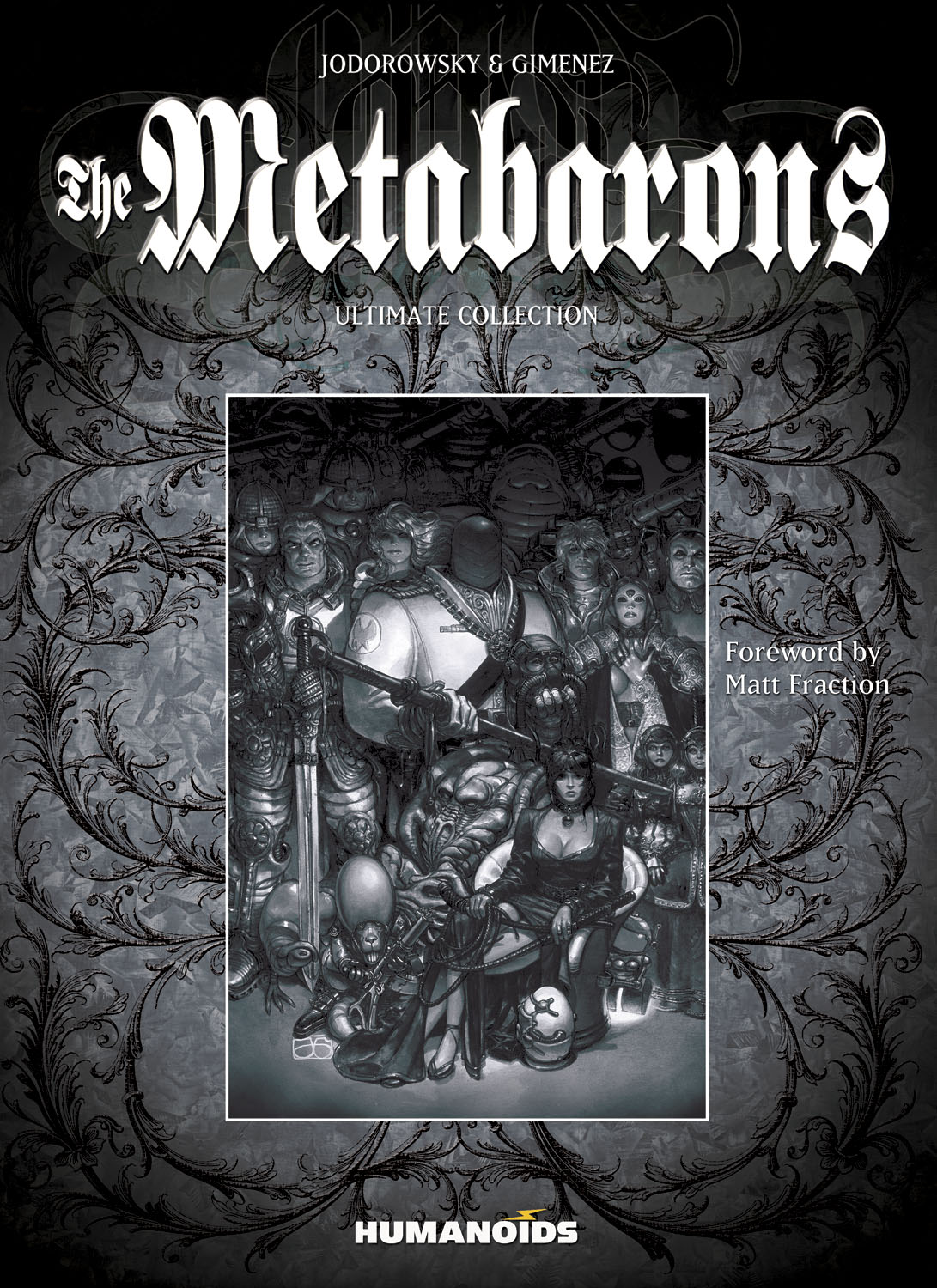 The Metabarons - Hardcover Album : Ultimate Collection
