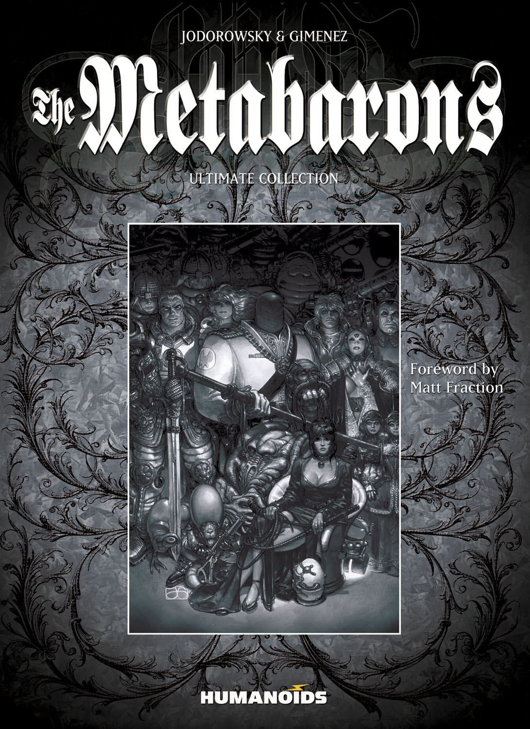 The Metabarons - Hardcover Trade : Ultimate Collection
