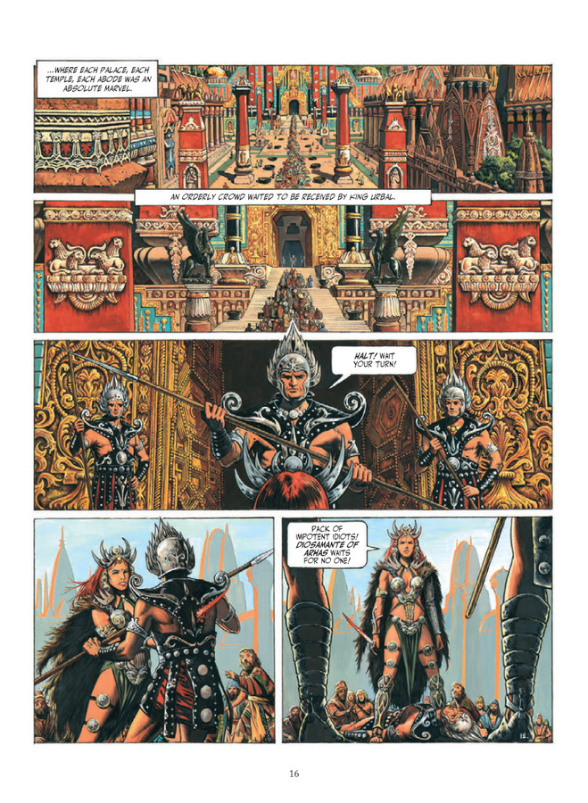 Excerpt 3 : Diosamante - Hardcover Trade