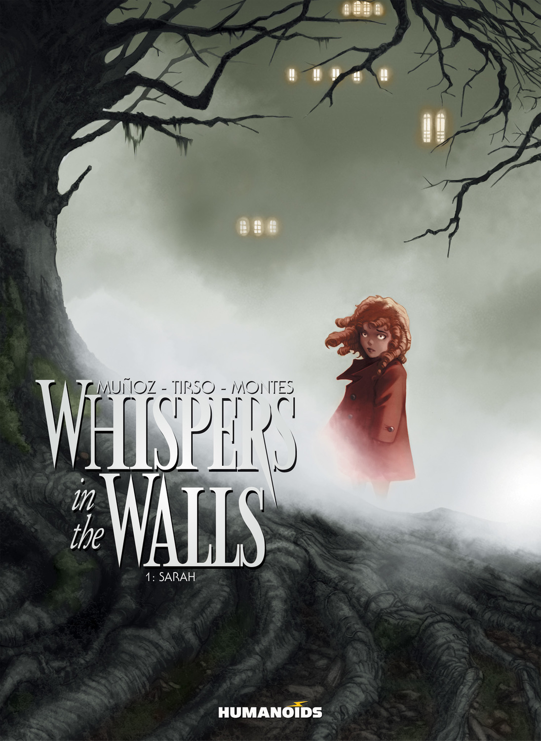 Whispers In The Walls #1 : Sarah - Digital Comic