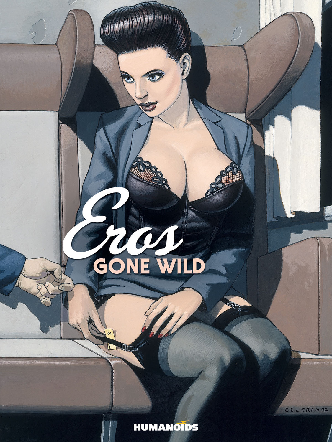Eros Gone Wild - Oversized Deluxe Hardcover