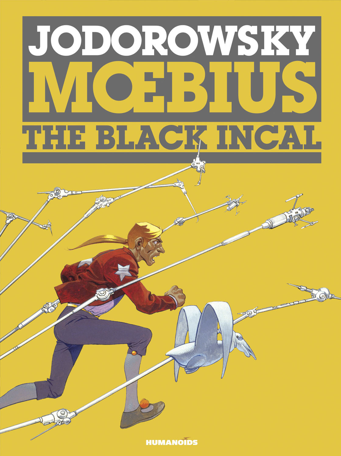The Incal Classic Collection - Coffee Table Book V1 : The Black Incal
