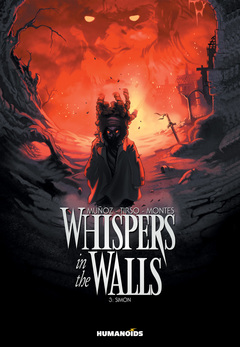 Whispers In The Walls #3 : Simon - Digital Comic