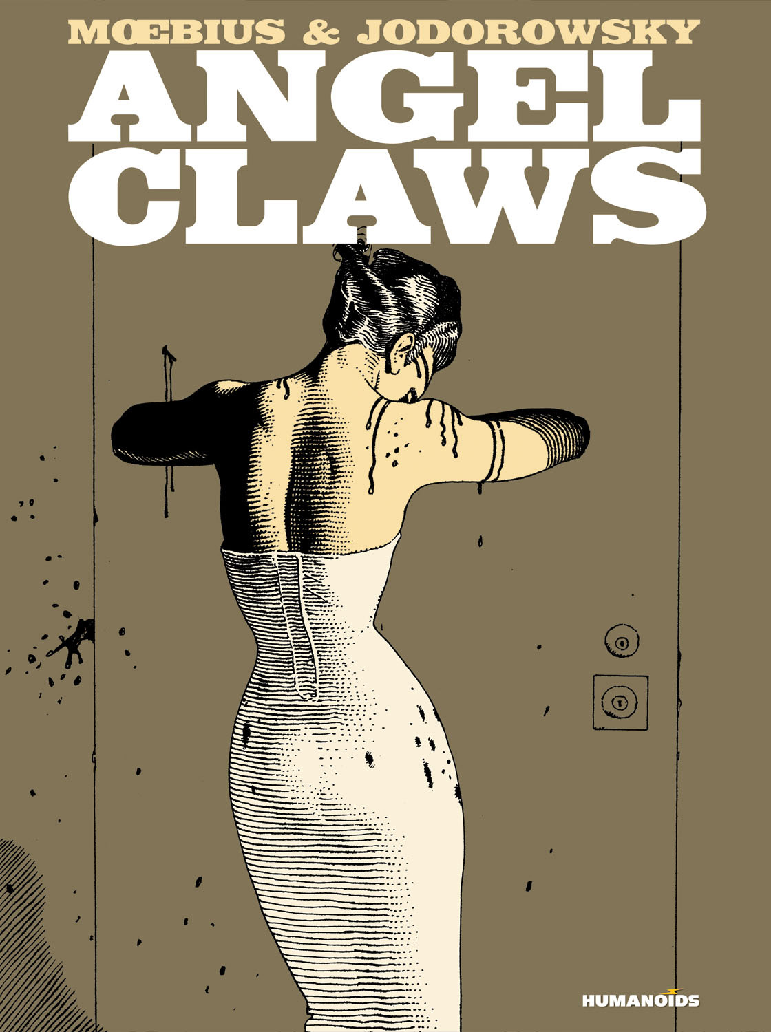 Angel Claws - Coffee Table Book