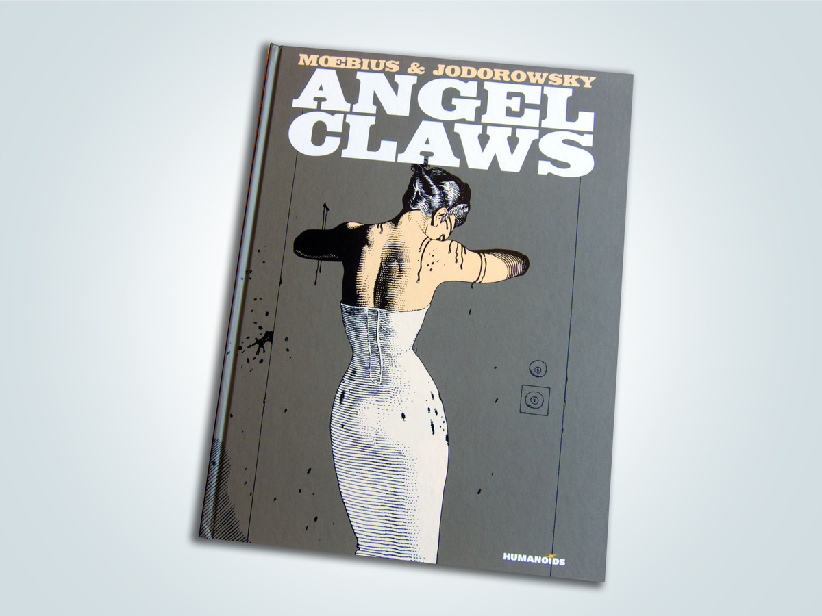 Excerpt 0 : Angel Claws - Coffee Table Book
