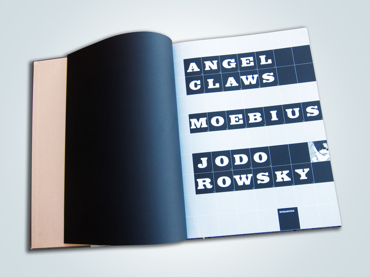 Excerpt 1 : Angel Claws - Coffee Table Book (Limited)