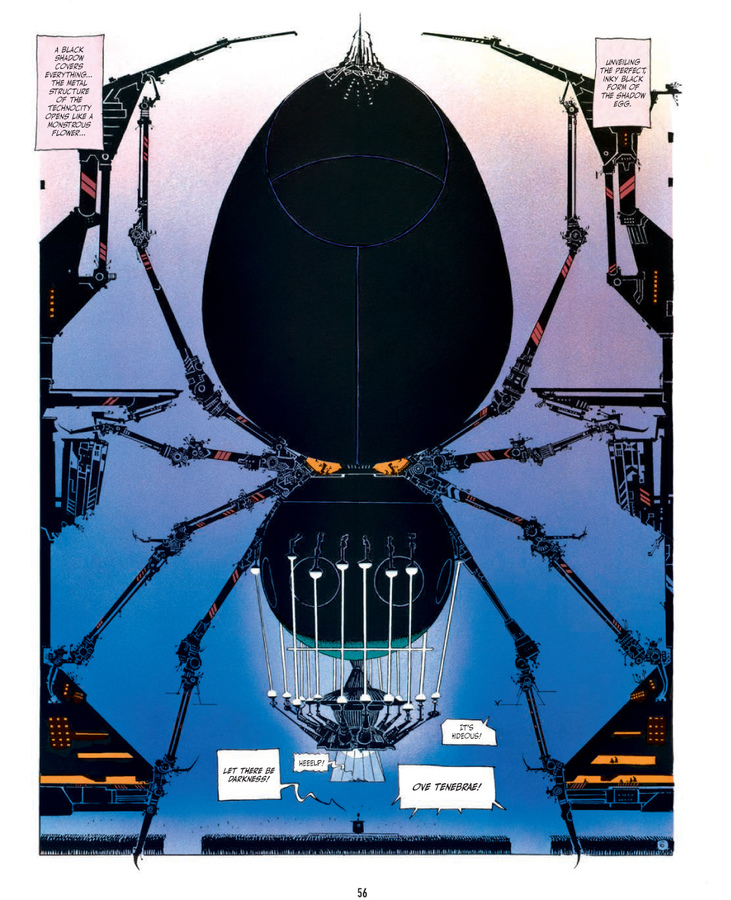 Excerpt 2 : The Incal  - Hardcover Trade : 3rd printing