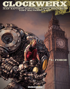 Clockwerx #1 : Forge - Digital Comic