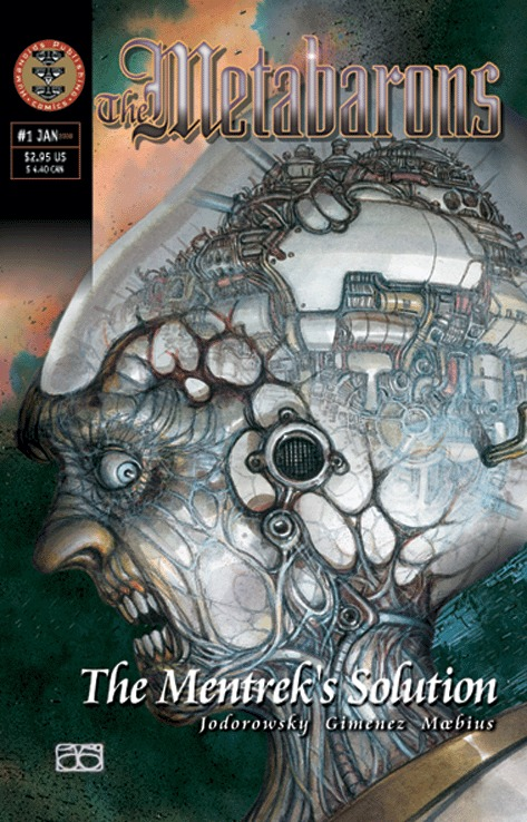 The Metabarons  #9 : The Mentrek's Solution