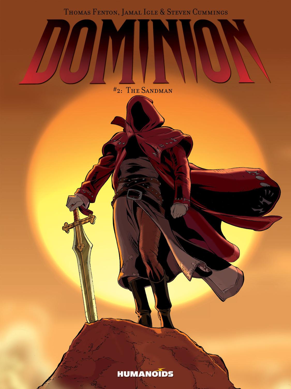 Dominion Vol 2   The Sandman