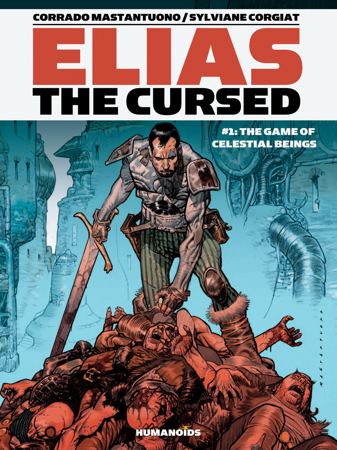 Elias The Cursed #1 : The Game of Celestial Beings - Digital Comic