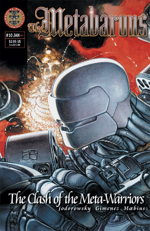 The Metabarons  #10 : The Clash of the Metabarons