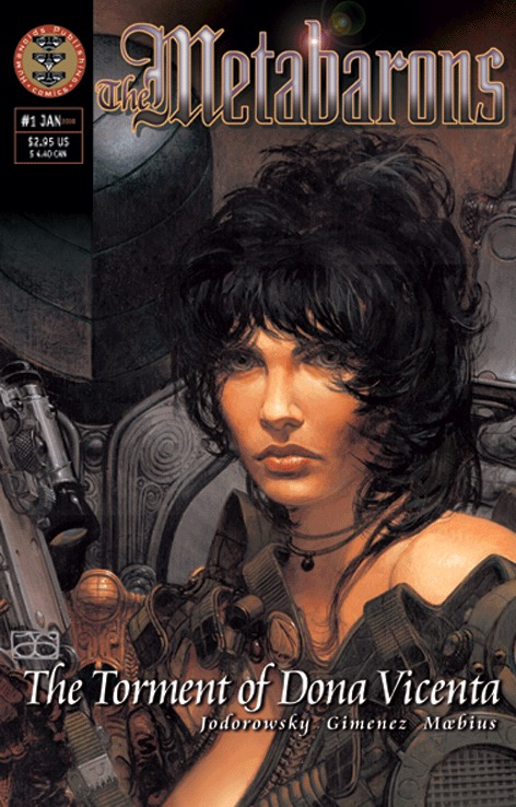 Weapons of the Metabaron #13 : The Tormet of Dona Vincenta
