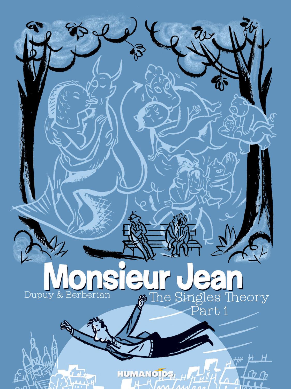 Monsieur Jean #1 : The Singles Theory - Digital Comic