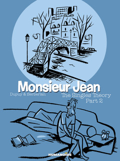 Monsieur Jean #2 : The Singles Theory - Digital Comic