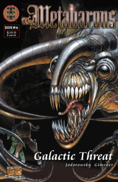 The Metabarons  #14 : Galactic Threat