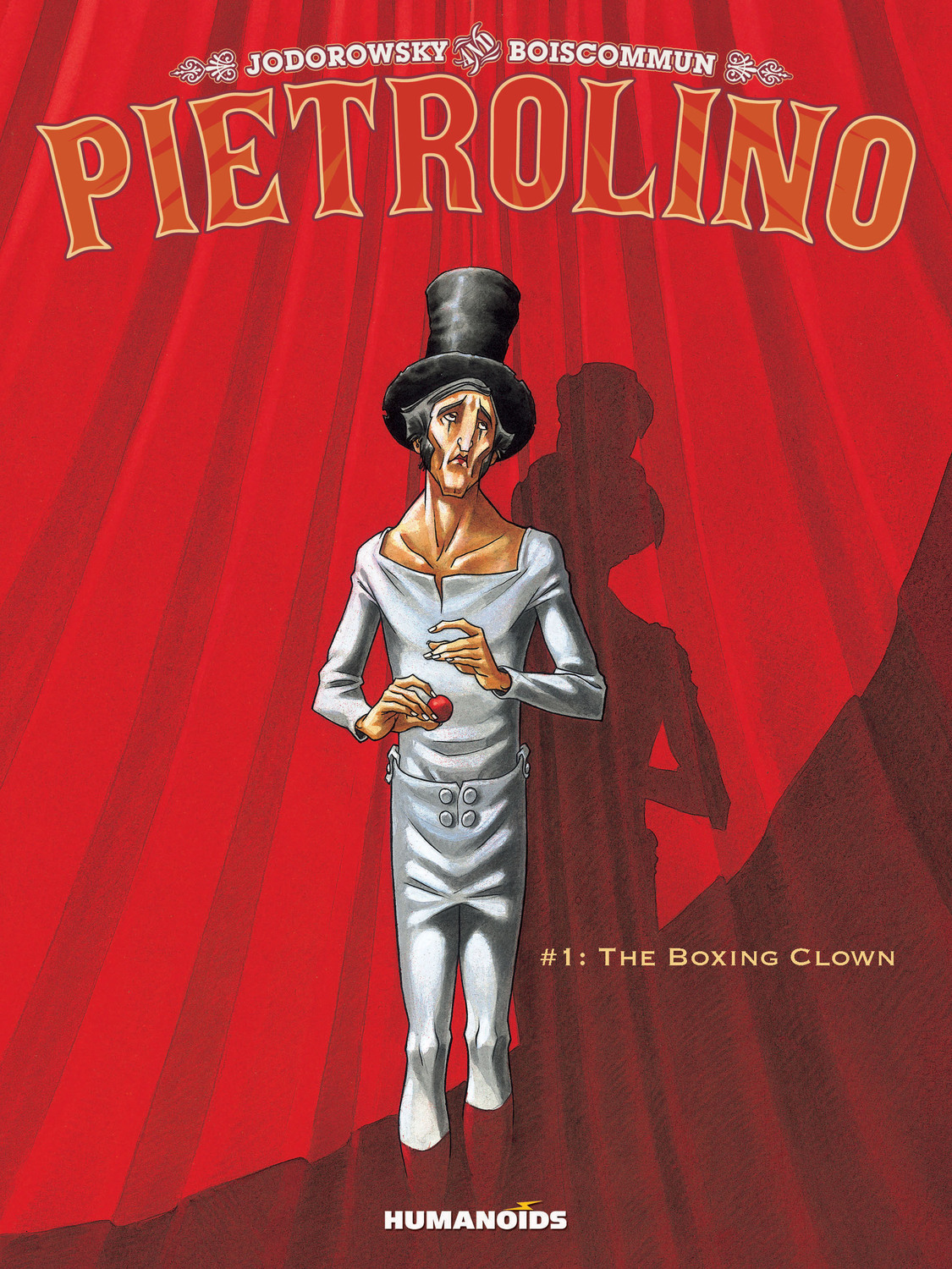 Pietrolino #1 : The Boxing Clown - Digital Comic