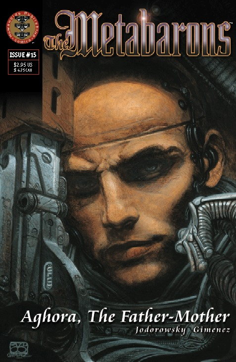 Weapons of the Metabaron #15 : Aghora, the Father-Mother