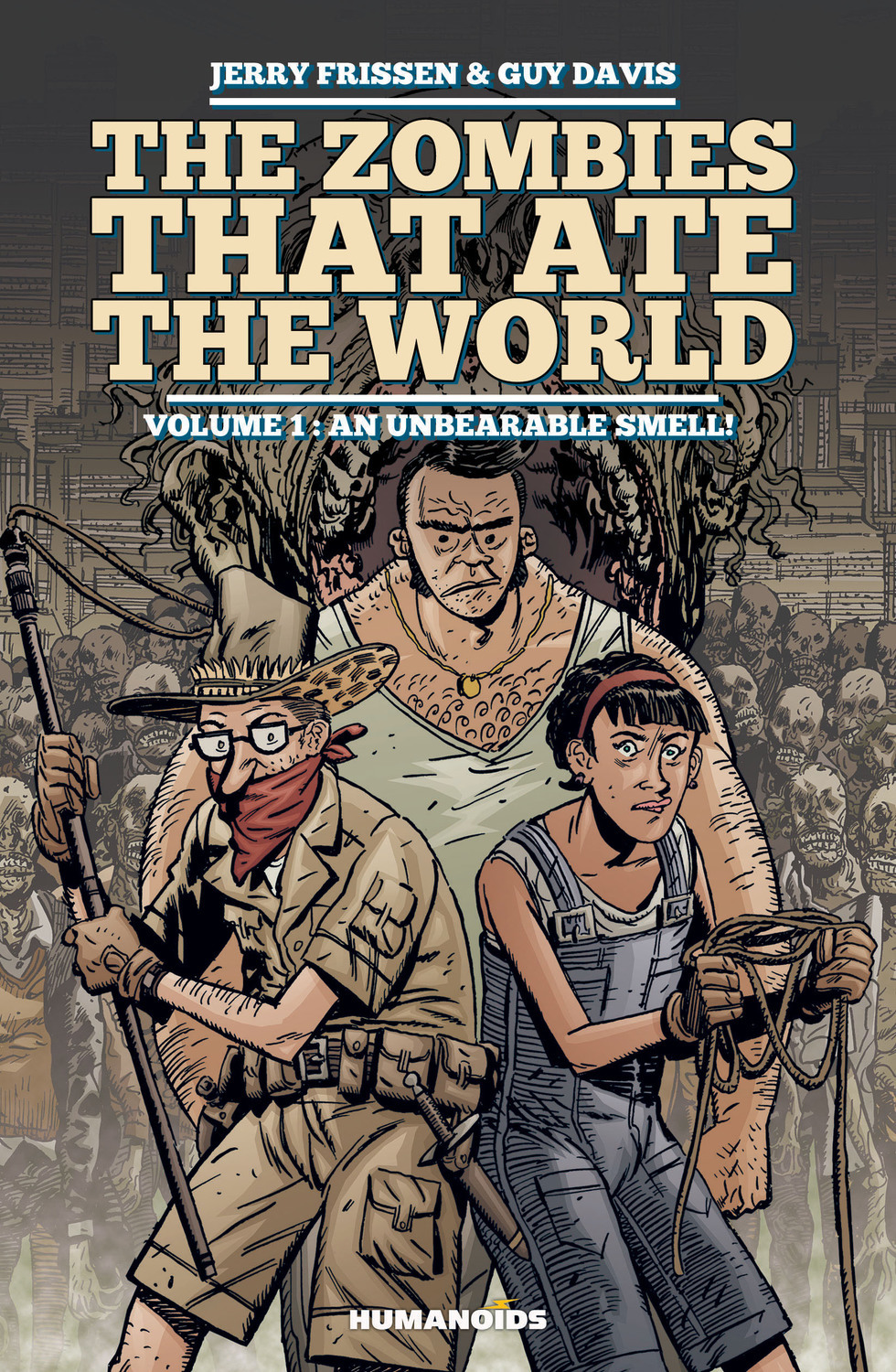 The Zombies that Ate the World #1 : An Unbearable Smell! - Digital Comic