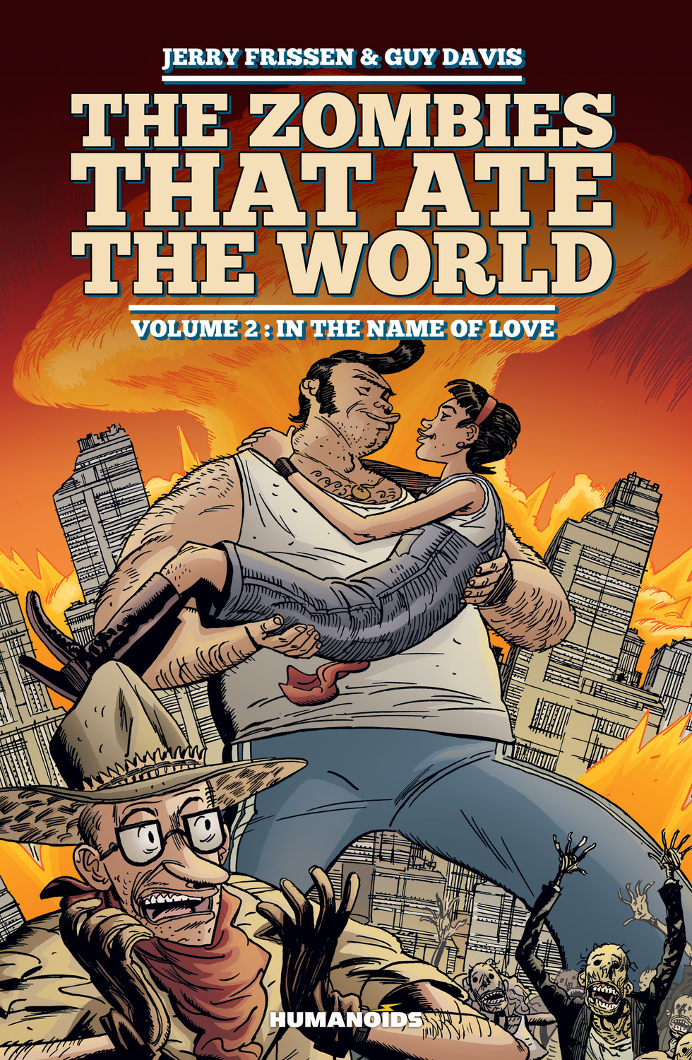 The Zombies that Ate the World #2 : In the name of love - Digital Comic