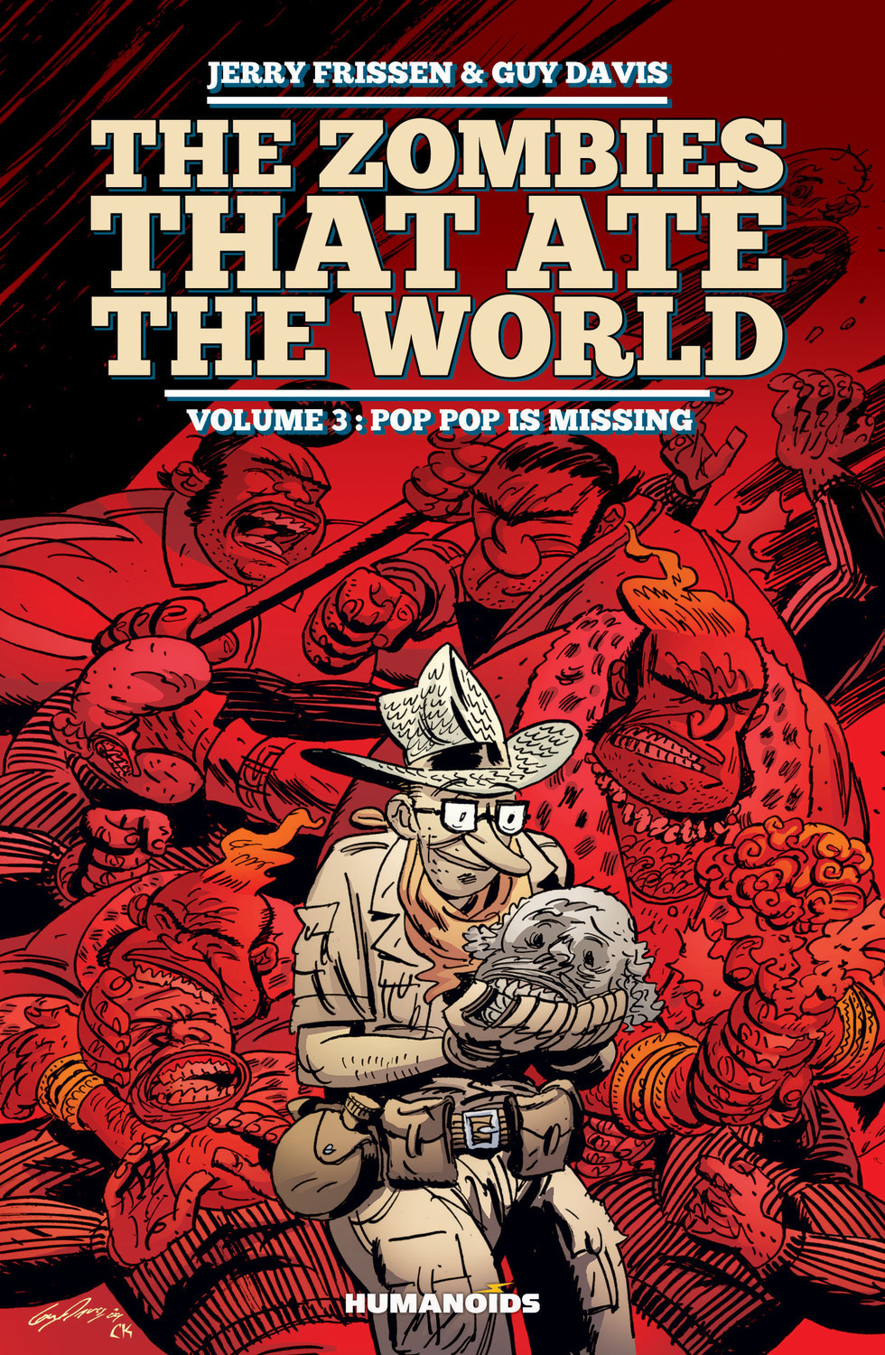 The Zombies that Ate the World #3 : Pop Pop is missing - Digital Comic