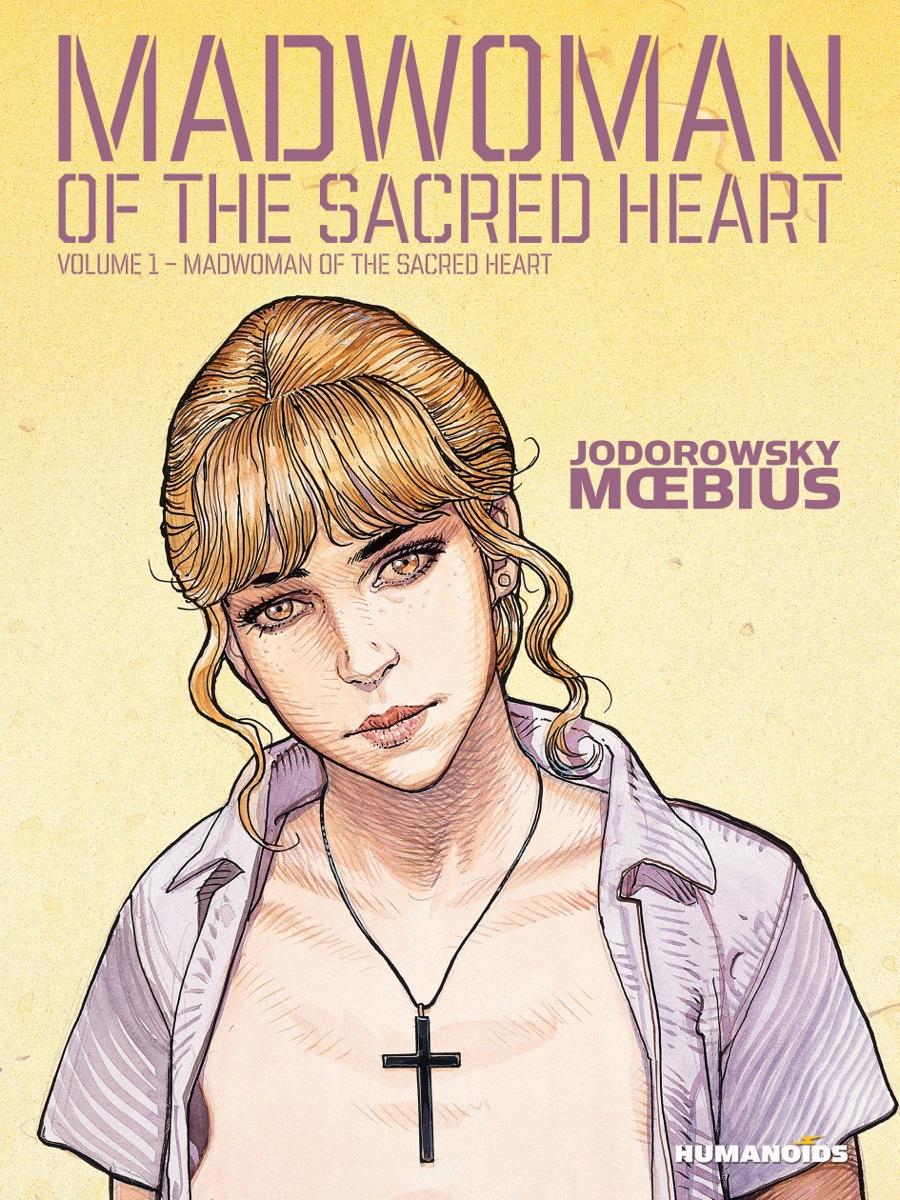 Madwoman of the Sacred Heart #1 - Digital Comic
