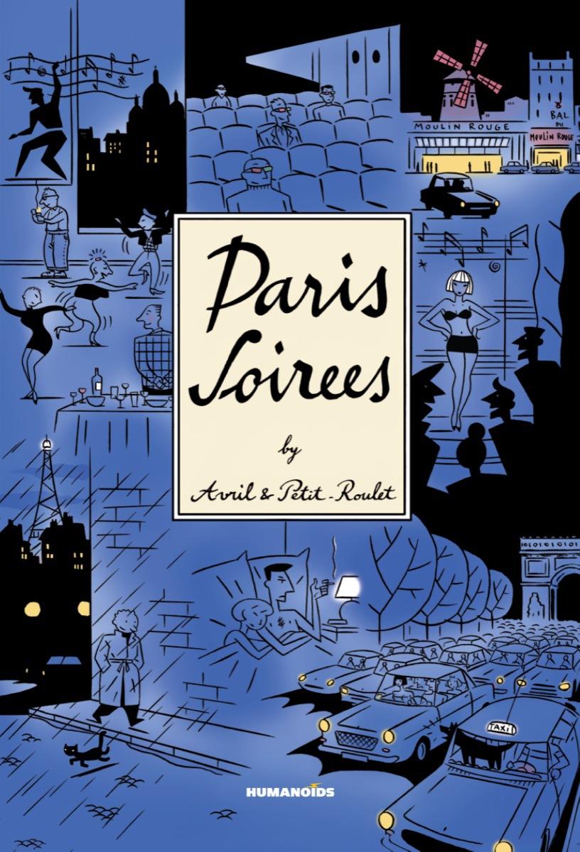 Paris Soirees - Digital Comic