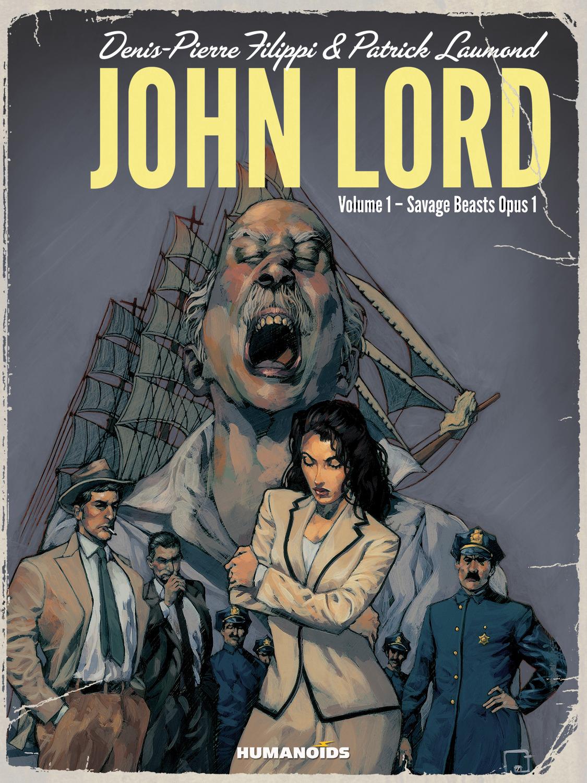 John Lord #1 - Digital Comic
