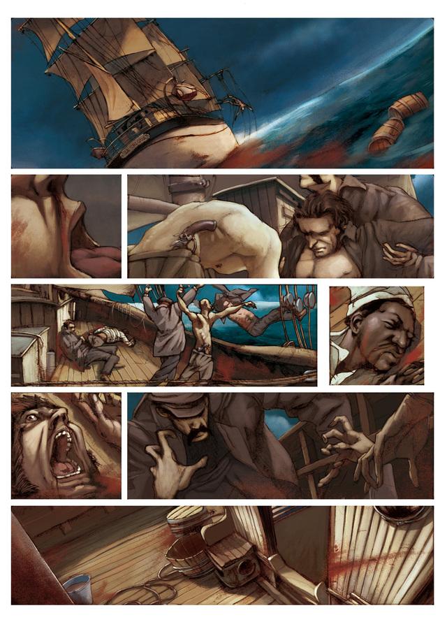 Excerpt 1 : John Lord #1 - Digital Comic