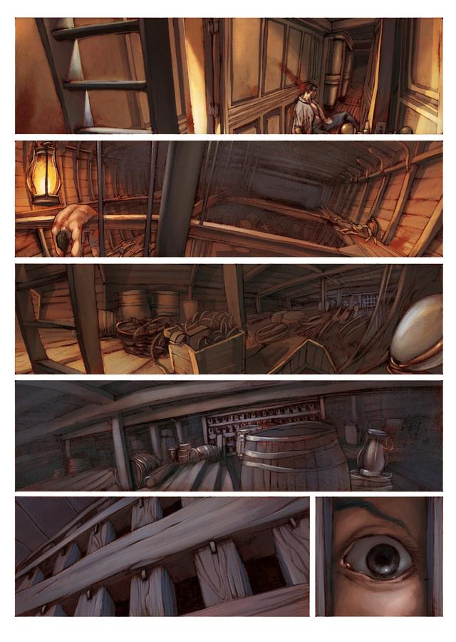 Excerpt 2 : John Lord #1 - Digital Comic