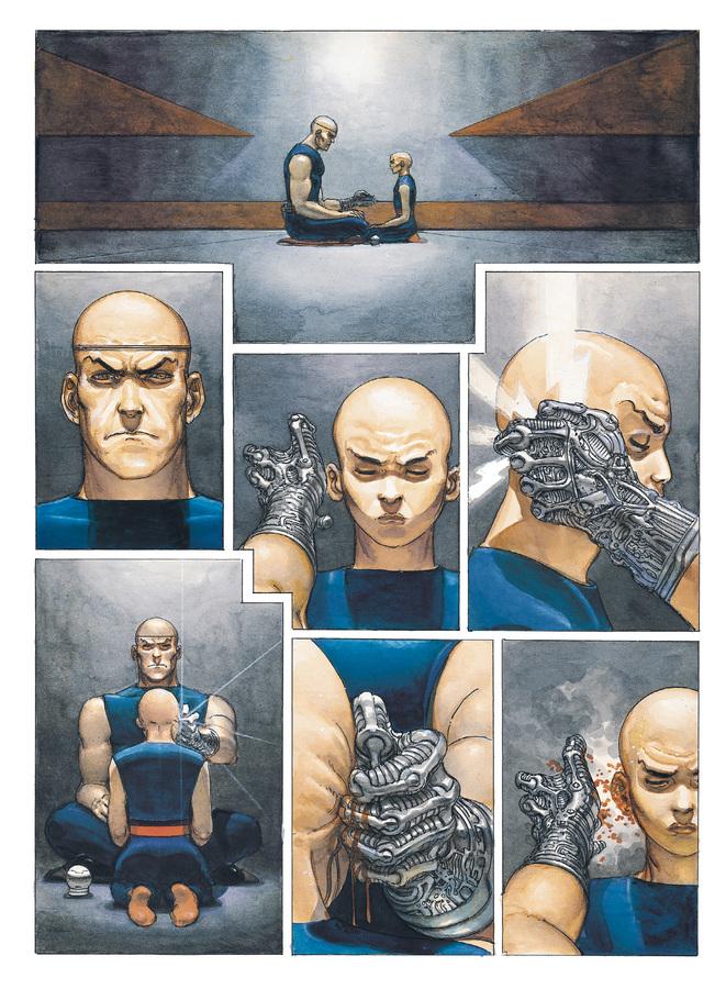 Excerpt 2 : The Metabarons #1 : Othon - Digital Comic