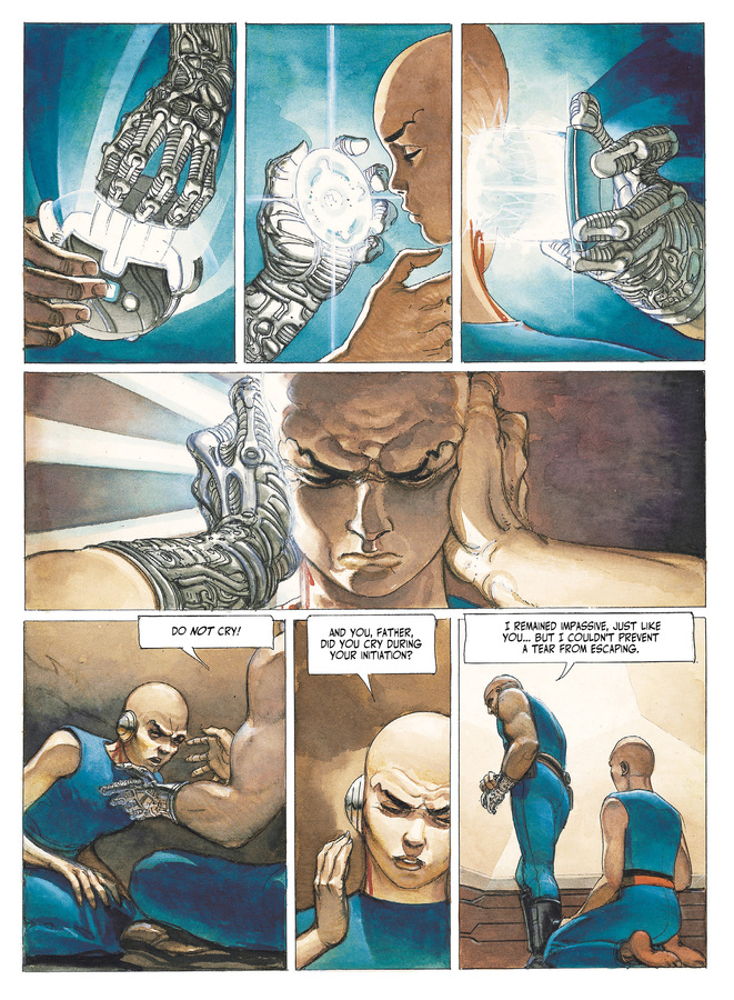 Excerpt 3 : The Metabarons #1 : Othon - Digital Comic