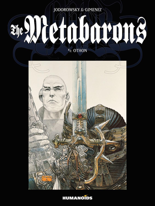 The Metabarons #1 : Othon - Digital Comic