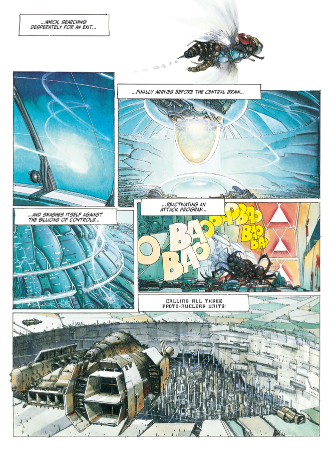 Excerpt 2 : The Metabarons #2 : Honorata - Digital Comic