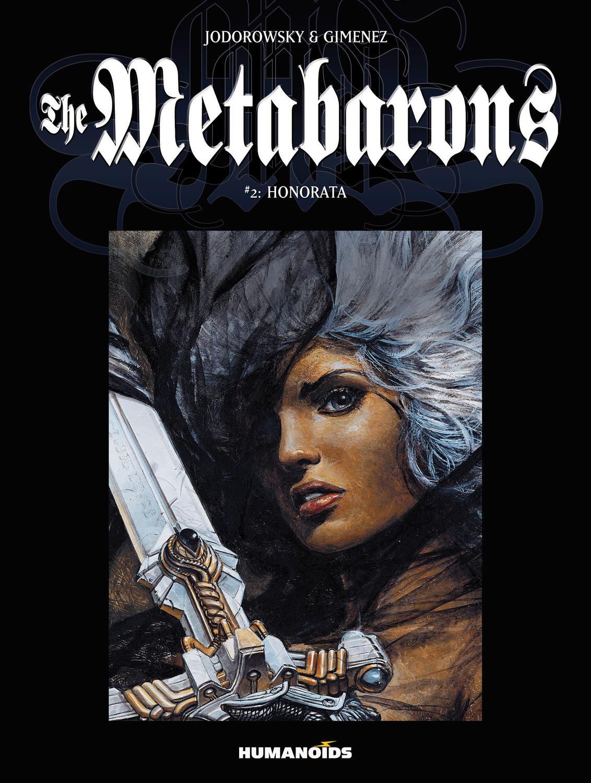 The Metabarons #2 : Honorata - Digital Comic