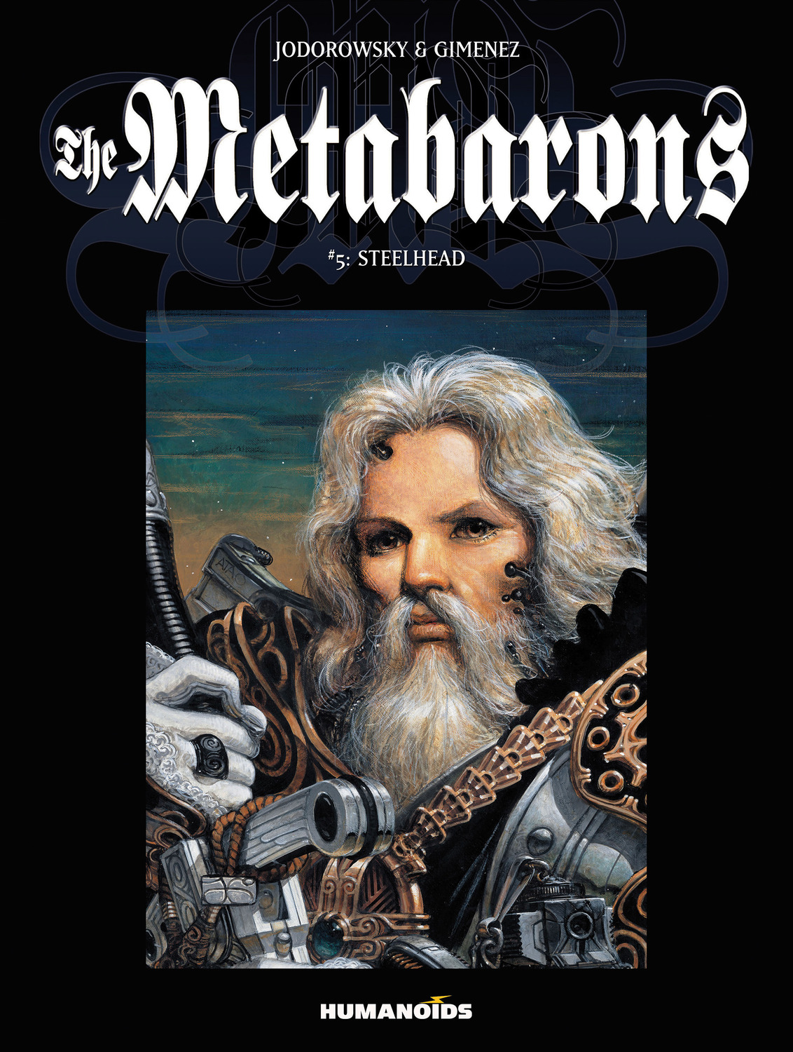 The Metabarons #5 : Steelhead - Digital Comic