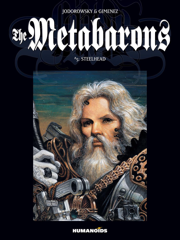 The Metabarons #5 : Steelhead - Digital Comic