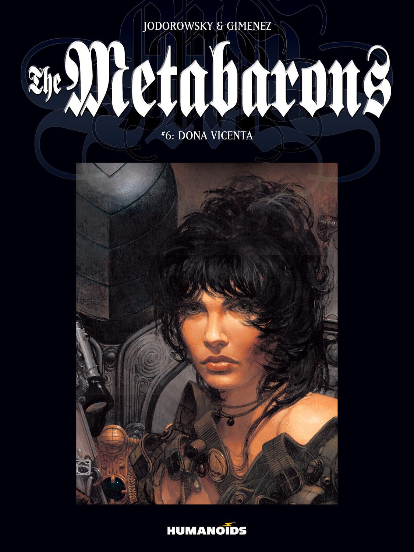 The Metabarons #6 : Dona Vicenta - Digital Comic