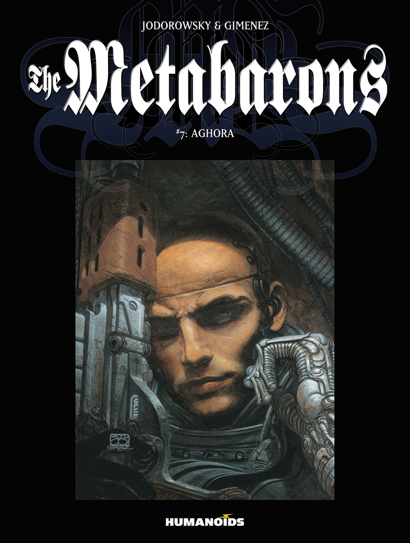 The Metabarons #7 : Aghora - Digital Comic
