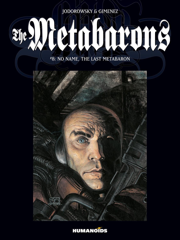 The Metabarons #8 : No Name, The Last Metabaron - Digital Comic