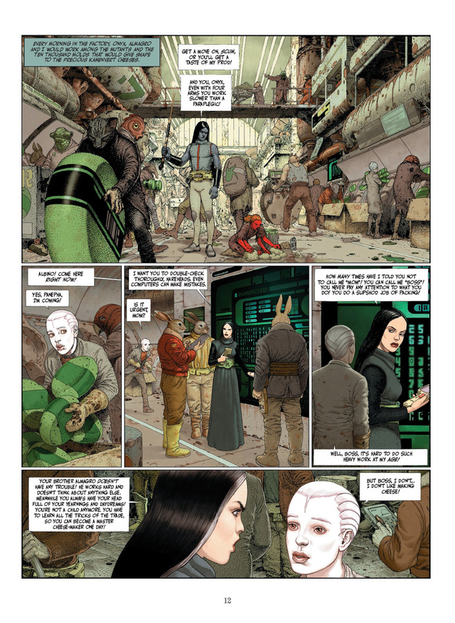 Extrait 0 : The Technopriests - Hardcover Trade