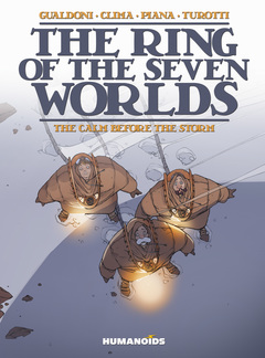 The Ring of the Seven Worlds #1 : The Calm Before the Storm - Digital Comic
