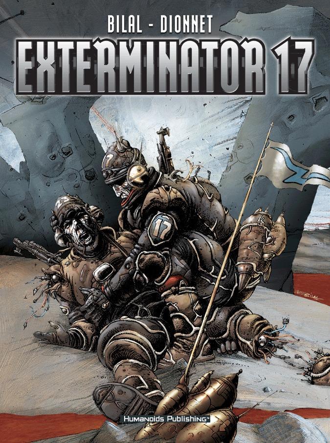Exterminator 17 - Hardcover Trade : Exterminator 17