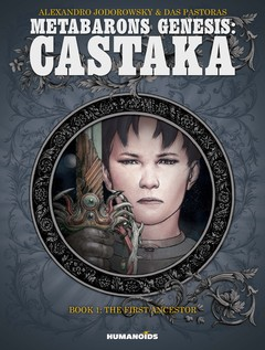Metabarons Genesis: Castaka #1 : The First Ancestor - Digital Comic