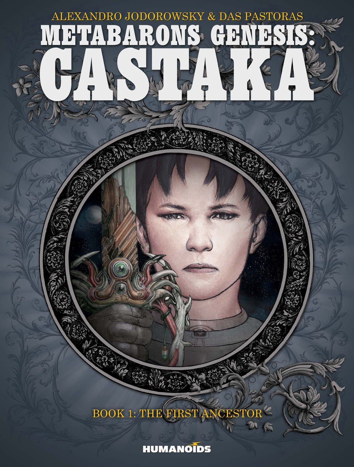 Metabarons Genesis: Castaka - Digital Comic #1 : The First Ancestor